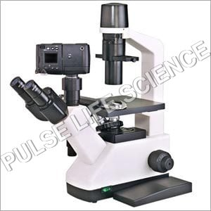 Inverted Biological Microscope