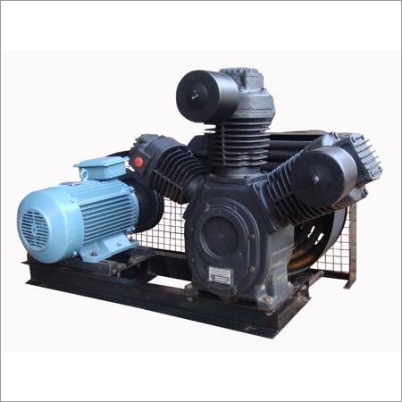 Non Lubricated Oil Free Compressor