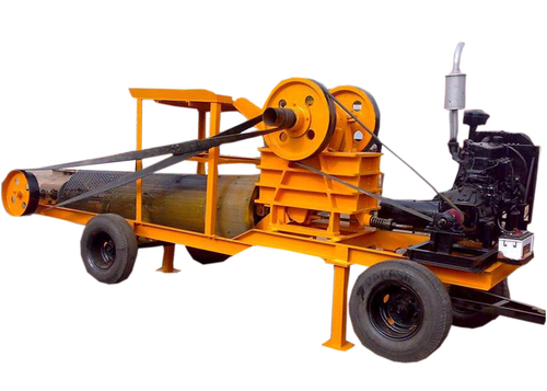 Portable /Mobile Jaw Crusher