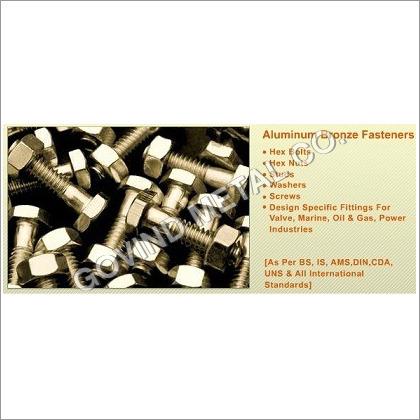 Aluminium Nut Bolt