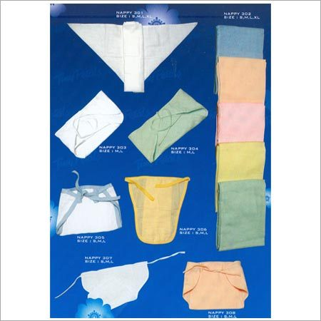Baby Nappy Pads