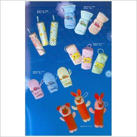 Baby Bottle Velvet Covers