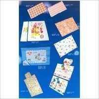 Babies Designer Plastics Sheets
