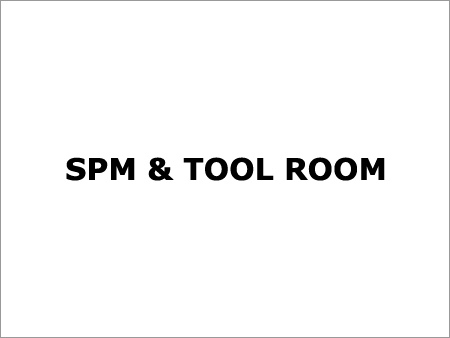 SPM & Tool Room