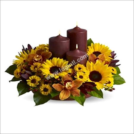 Pot Candle Fragrance