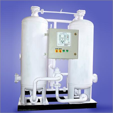 Heatless Desiccant Type Dryer