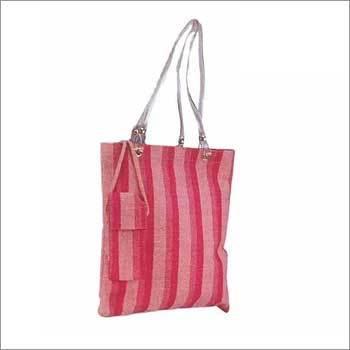 Fancy Jute Ladies Bag