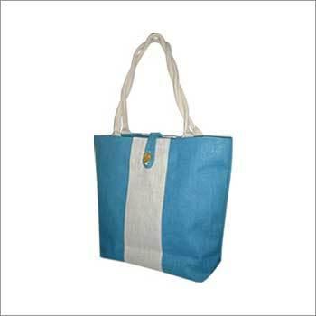 Colored Jute Ladies Bags