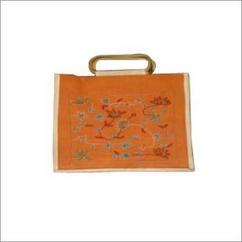 Jute Beaded Bags