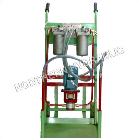 Hydraulic Powerpack, Cylinder