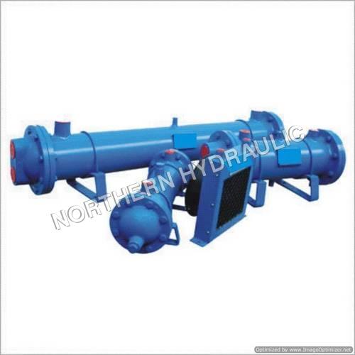 Accumlator N Water/Air Coolers