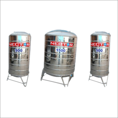 Overhead Water Storage Tanks