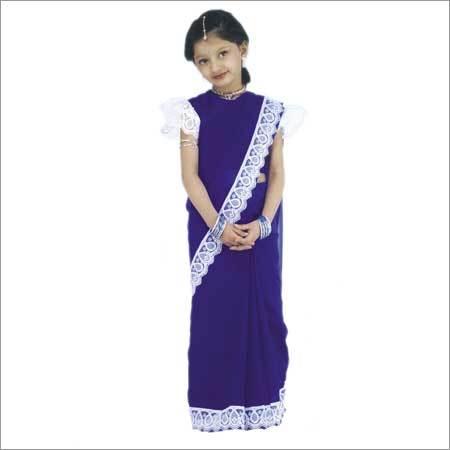 Girls Children Sarees