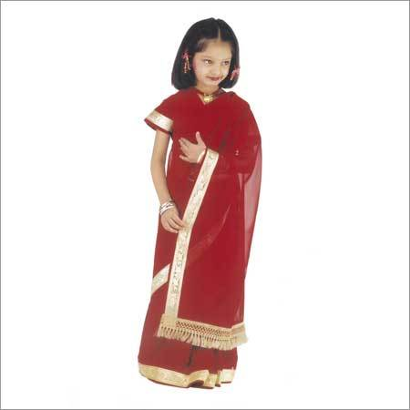 Kids Saree Apparels