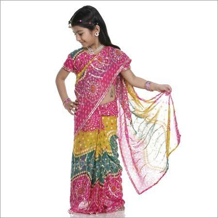 Rajasthani Baby Sarees