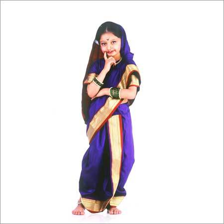 Girls Silk Sarees