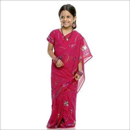 Fancy Girls Sarees