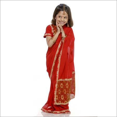 Children Saree