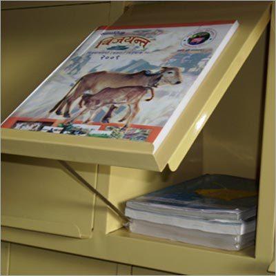 Steel Book Display