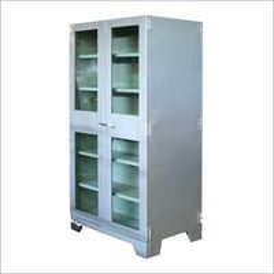 M.S Book Storage Steel Rack