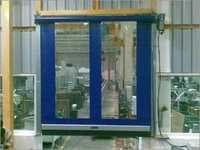 Motorized Rapid Doors