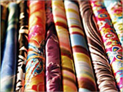 Multi Colored Fabrics Services
