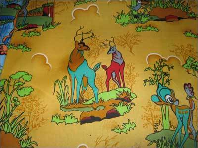 Animals Printed Fabrics Services