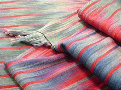 Cotton Dyed Printed Fabric Services