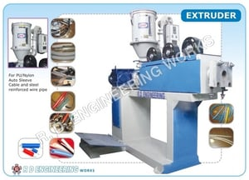 Pvc Auto Sleeve Tube Extruder