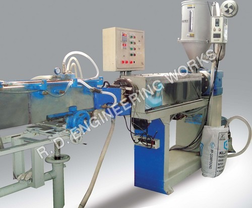 Pvc Conduit Pipe Extruder