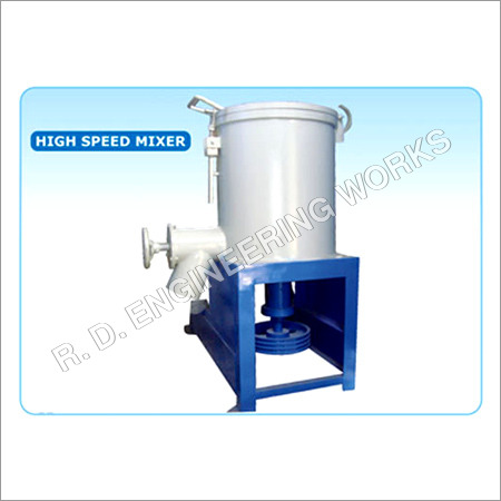 High Speed Mixer Machine