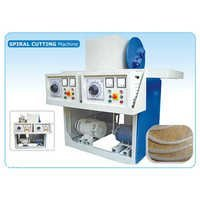 Spiral Cutting Machine