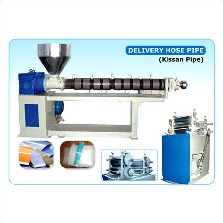 Lldpe Delivery / Kissan Hose Pipe Plant