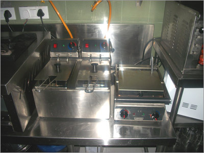 SS Hotel Kitchen Equipment