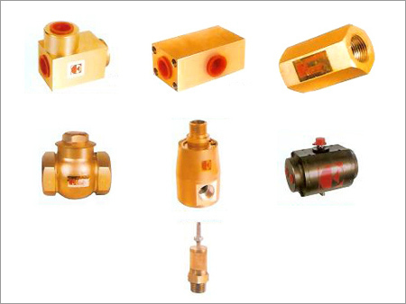 Std Fittings Valves