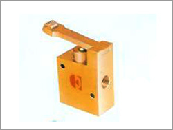 Mechanically Actuated Valve