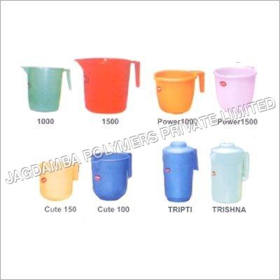 Plastic Mugs & Jugs