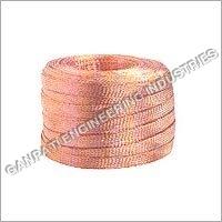 Round Braided Flexible Copper Wire