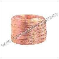 Round Braided Flexible Copper Wire
