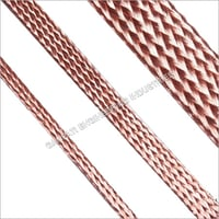 Flat Braided Copper Wires