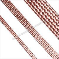 Flat Braided Copper Wire