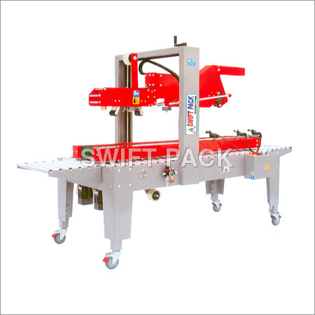 Carton Sealer with Auto Flap Closure