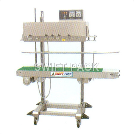 Heavy Duty Continuous Band Sealer Machine+
