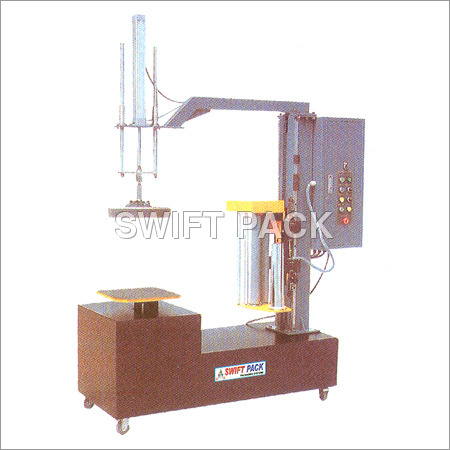 Box Stretch Wrapper Machine