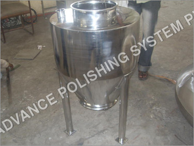 Stainless Steel Polishing Service