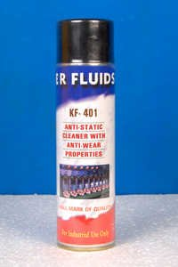 Anti-Static Cleaner Cum Lube