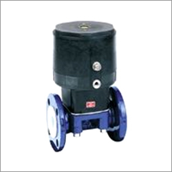 Actuated Diaphragm Valve