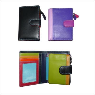 Ladies Bi-Fold Wallets