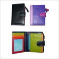 Ladies Bi-Fold Wallets