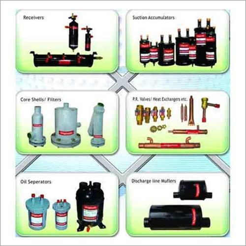 Compressor Control Equipment